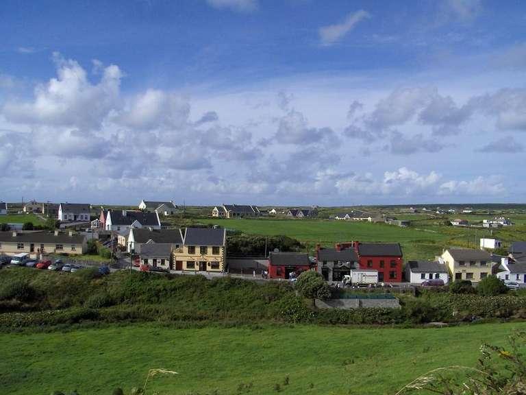 Дулин, Ирландия