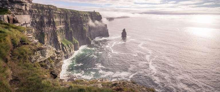 Восточное побережья Ирландии